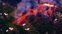 Раскаленная лава: последствия извержения вулкана на Гавайях