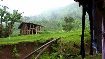 ယူဂန်ဒါမှာ တောင်ပြိုကျလို့ ဒေသခံတွေ ရှောင်ပြေး