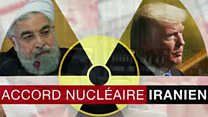 L'avenir de l'accord nucléaire iranien en suspens