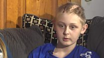 Boy wakes up before doctors end life support