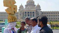 மும்முனை போட்டியில் சூடுபிடிக்கும் கர்நாடக சட்டப்பேரவை தேர்தல்