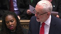Corbyn: These negotiations are in a shambles