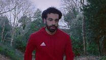 حملة دعائية مصرية توظف شعبية محمد صلاح لمحاربة المخدرات