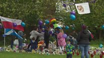 Alfie Evans vigil on his second birthday