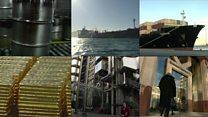 واکنش بازار نفت و شرکتهای اروپایی به تحریمها
