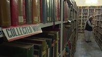 میلسی کی 150 سال پرانی لائبریری