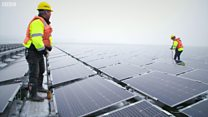 Solar farm means 'I can breathe more easily'