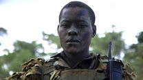 Zimbabwe's female anti-poaching rangers