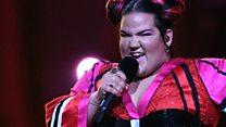 Meet Netta: Eurovision's #MeToo voice