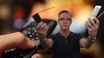 Million dollar idea: The remote control