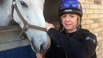 Jockey to ride first race as a woman