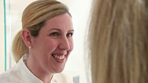 """World's best chef hopes to """"inspire"""" other women in the industry"""