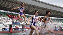 ما معنى عبارة Female Athletes؟