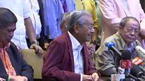 لماذا صوت الشباب في ماليزيا لرجل في التسعينيات من العمر؟