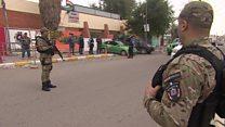 """مخاوف من قيام """"تنظيم الدولة"""" بأعمال إرهابية تستهدف مراكز الاقتراع في العراق"""