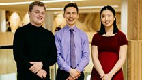 The next big stars of classical music?