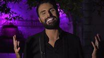 Rylan's tips for Eurovision glory