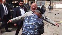 رئيس الوزراء العراقي يدلي بصوته في الانتخابات البرلمانية