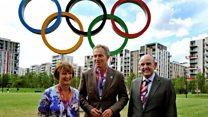 Jowell 'convinced me to make Olympic bid'