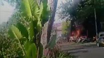 Surabaya in shock at church bombings