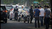 インドネシア自爆攻撃 容疑者6人は同じ家族