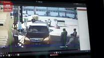 Bom Mapolrestabes Surabaya, polisi dan warga jadi korban