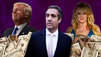 Does 'hush payment' to Stormy Daniels break law?