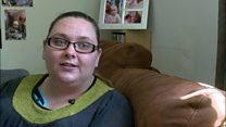 Housebound woman 'forced to crowdfund' for wheelchair