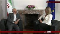 مذاکرات ایران و اتحادیه اروپا درباره برجام