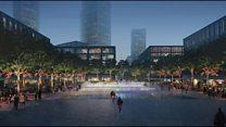 New London high street planned
