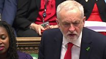 Corbyn asks May to 'stand aside' for Labour