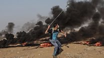 Gaza: The history behind the anger