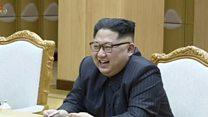 ထရမ့်နဲ့ ဆွေးနွေးပွဲ ဖျက်ပစ်မယ်လို့ မြောက်ကိုရီးယား ခြိမ်းခြောက်
