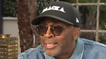 Spike Lee on art, society and Trump