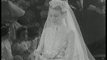 グレース・ケリーさんからキャサリン妃まで 王室のウェディングドレスを振り返る