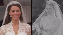 The other wedding dresses: Grace to Catherine