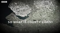 What are County Lines drug deals?