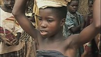 Umugenzo wa trokosi muri Ghana, aho abana bagirwa imbohe