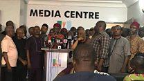 """Ihe ndị """"Restoration Group"""" kwuru maka Okorocha"""