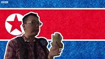 Ngôi sao mạng xã hội ở Bắc Hàn