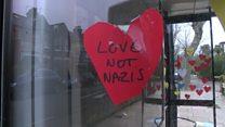 """Love not Nazis"""