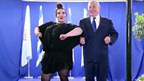 Почему премьер-министр Израиля танцует?