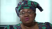 Okonjo-Iweala: Oil marketers kidnap my mama