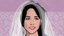 میگن مارکل کا عروسی لباس کیسا ہوگا؟