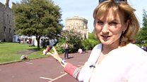 Behind the Windsor scenes with Fiona Bruce