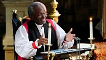 'Power of love': US bishop wows with address