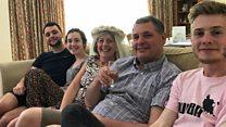 'Wahey!': Meet the BBC's sofa commentators