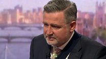 MP Gardiner pressed on 'playing up' remark