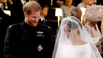'So much fun': Lip-reading Harry and Meghan