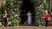 Đám cưới hoàng gia Anh 2018: Những khoảnh khắc ấn tượng